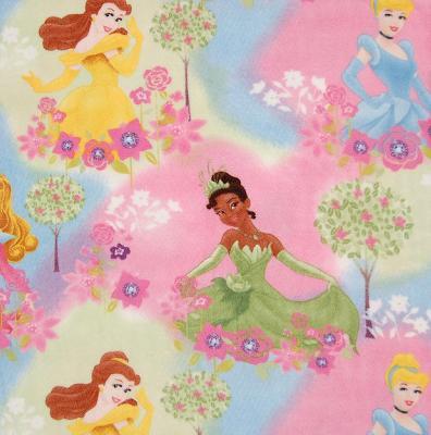 Foust Textiles Inc Disney Princess Pastel Jewel Fleece  Search Results
