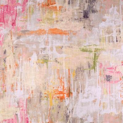 Hamilton Fabric Abstract Sherbert Abstract Fabric