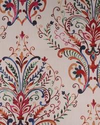 Hamilton Fabric Arabesque Jewel Fabric