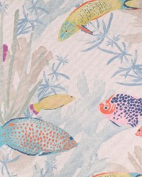 Hamilton Fabric Cousteau Azure Fabric