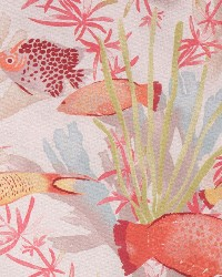 Hamilton Fabric Cousteau Coral Fabric