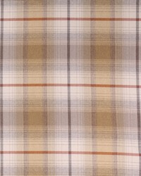 Hamilton Fabric Glenbrook Plaid Earth Fabric