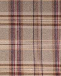 Hamilton Fabric Harrison Plaid Tobacco Fabric