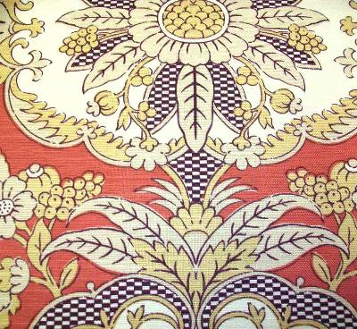Lady Ann Fabrics Ranada Coral Simply Jay Yang