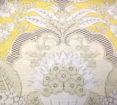 Lady Ann Fabrics Ranada Maize Simply Jay Yang