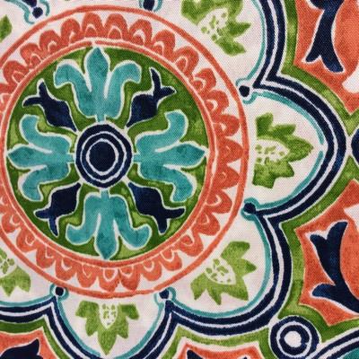 Plaza Fabrics Lagoa-Tile Flamingo Plaza Fabrics