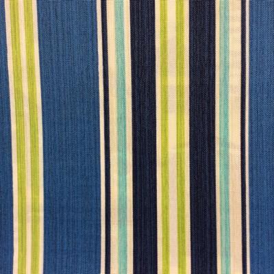 Plaza Fabrics Saladino-Stripe Aquamarine Plaza Fabrics
