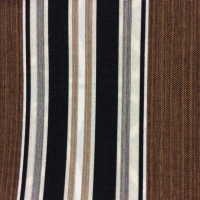 Plaza Fabrics Saladino-Stripe Driftwood Plaza Fabrics