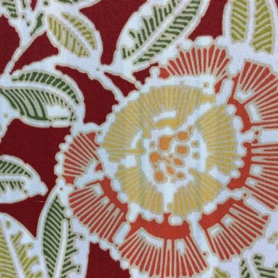Plaza Fabrics Unala-Multi Salsa Plaza Fabrics