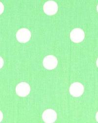 Polka Dot Mint Twill by
