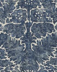 Ralph Lauren Antibes Batik Denim Fabric