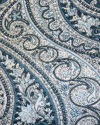 Ralph Lauren Ashbourne Paisley Blue Fabric
