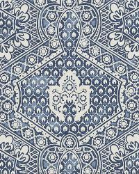 Ralph Lauren Avignon Batik Porcelain Fabric