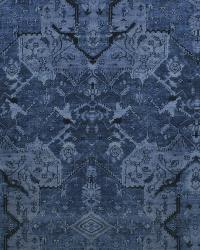 Ralph Lauren Anglesey Velvet LCF66622F  Cerulean Blue Fabric