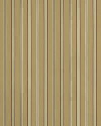 Robert Allen Rope Stripe Olive Fabric
