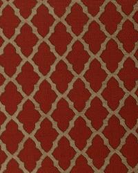 Wesco NO REGRETS TANGERINE Fabric