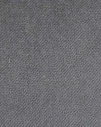 Global Textile Bruges 13 Gray Velvet Fabric