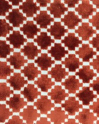 Global Textile Central 01 Orange Fabric