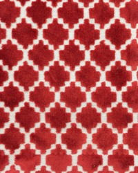 Global Textile Central 02 Red Fabric