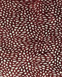 Global Textile Codes 05 Crimson Velvet Fabric