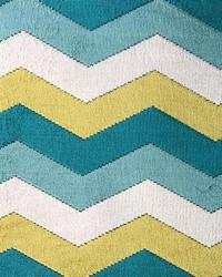 Global Textile Fabiana Turquoise Fabric