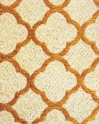 Global Textile Hills Orange Fabric