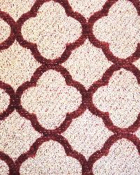Global Textile Hills Red Fabric