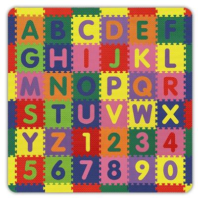 Alessco A-Z & 0-9 Soft Tiles Set  Search Results
