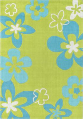 Surya  CHI1004 Chic Rug Lime, Sky Blue, Pale Blue, White Search Results