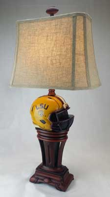 Jenkins Lamp LSU Lamp with Bronze Base  Search Results