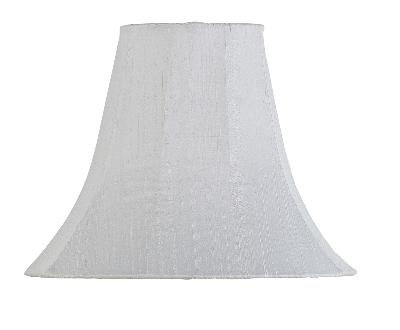 Jubilee Collection Shade - LG - Plain White Kids Lamps and Shades