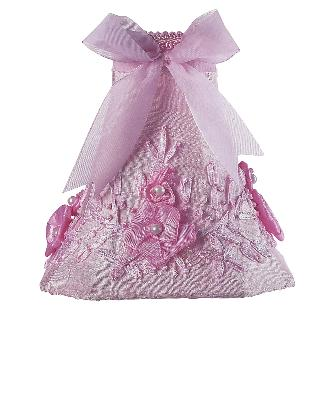Jubilee Collection Chandelier Shade - Floral Bouquet Pink Kids Lamps and Shades