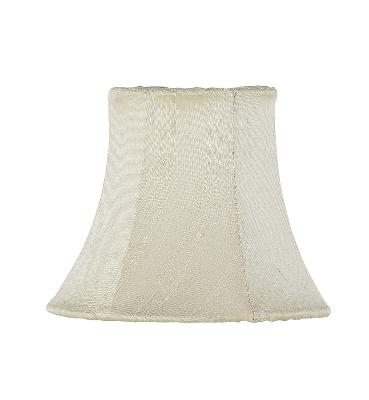 Jubilee Collection Chandelier Shade - Plain Ivory Kids Lamps and Shades