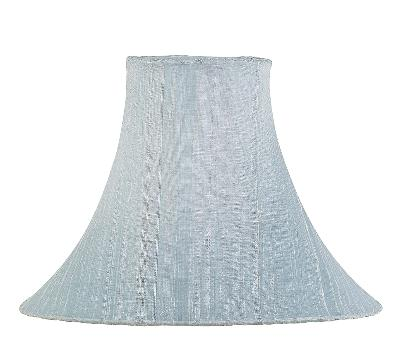 Jubilee Collection Shade - MED - Plain Blue Kids Lamps and Shades