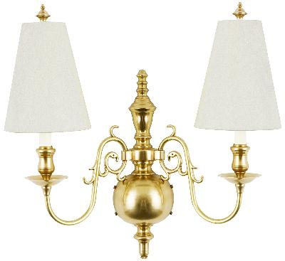 Frederick Cooper Jamestown II Traditional Sconce Light  Wall Sconces