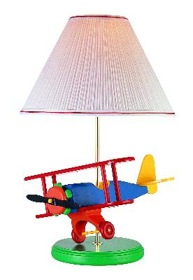 Lite Source Inc Airplane Lamp  Kids Lamps and Shades