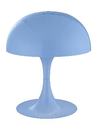 Lite Source Inc Cutie Mini Table Lamp - Blue  Kids Lamps and Shades