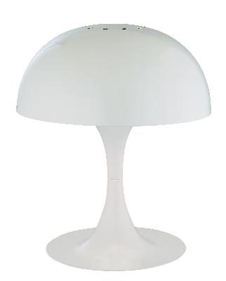 Lite Source Inc Cutie Mini Table Lamp - White  Kids Lamps and Shades