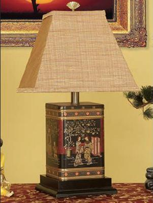Mario Lamps Oriental Canister Mystic Autumn Shade Search Results