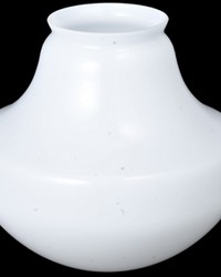 9in W Revival Schoolhouse Classic Globe 4in  Neck Shade by