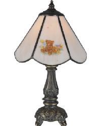 Teddy Bear Mini Lamp by