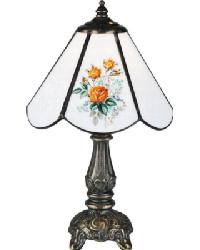 Rose Bouquet Mini Lamp by