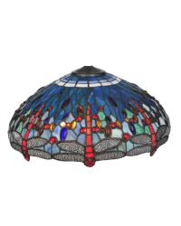 Tiffany Hanginghead Dragonfly Floor Lamp by