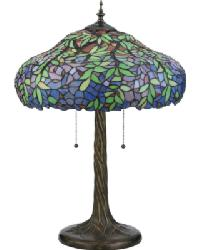 Duffner and Kimberly Laburnum Table Lamp by