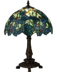 Nightfall Wisteria Accent Lamp by