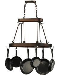 Harmony 2 Lt Pot Rack by