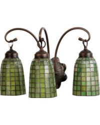 Terra Verde 3 Lt Vanity Light by