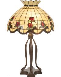 Roseborder Table Lamp by