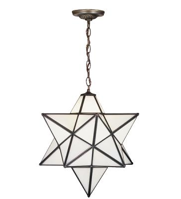 Meyda Tiffany 18 Inch Star Pendant  Tiffany Pendant Lights