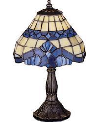 Baroque Mini Lamp by